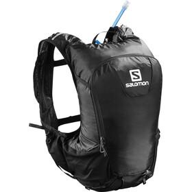 Salomon Skin Pro 15 Backpack Set black/ebony